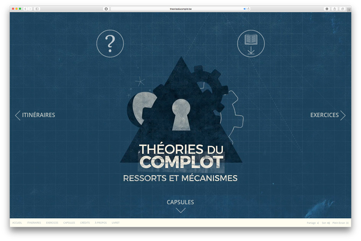 theoriesducomplot.be : ressorts et mécanismes